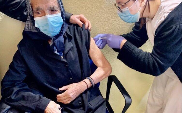 Κορονοϊός – εμβόλιο: Ανησυχία για τα χαμηλά ποσοστά εμβολιασμού στους άνω των 60 ετών – Όλα τα ποσοστά