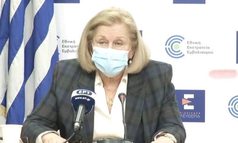 Κορονοϊός: Νέο φύλλο οδηγιών για το εμβόλιο της AstraZeneca με αφορμή πιθανές παρενέργειες – Τι δήλωσε η Πρόεδρος της Επιτροπής Εμβολιασμών