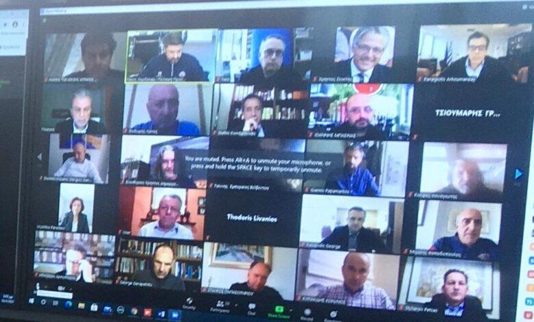 Κορονοϊός: Ολοκληρώθηκε η έκτακτη σύσκεψη στην Πολιτική Προστασία για την Κοζάνη -Τι συζητήθηκε