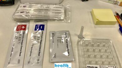 Self test: Μόνο από τα φαρμακεία η διάθεσή τους - Μπλόκο από ΕΟΦ