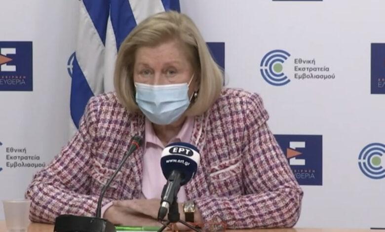 Κορονοϊός: Είναι επίσημο- Μία δόση εμβολίου για όσους νόσησαν- Τι δήλωσε η Μ. Θεοδωρίδου