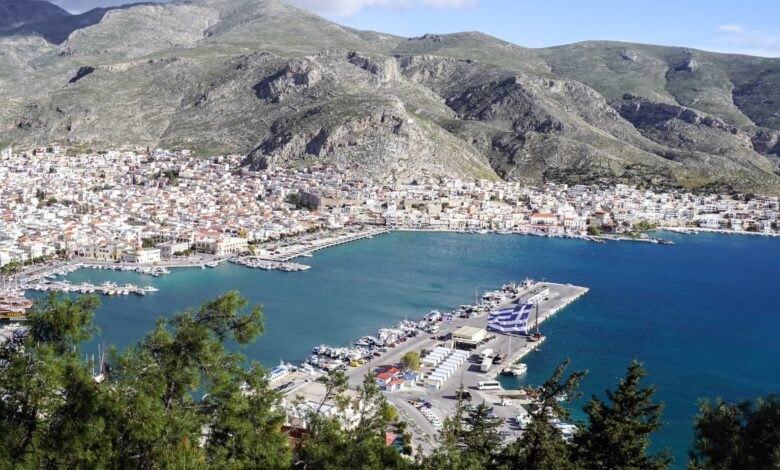 Κορονοϊός: Σε σκληρό lockdown η Κάλυμνος - Τι μέτρα ισχύουν