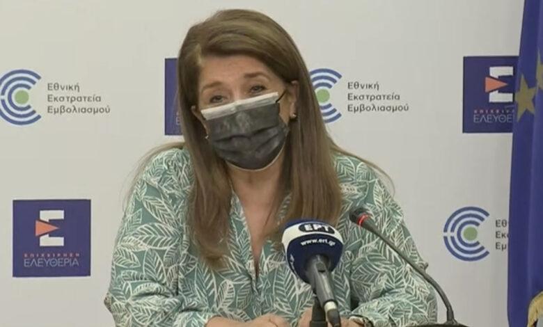 Κορονοϊός: Στα ύψη ακόμη η επιδημία σε 7 περιοχές – Ποια νησιά περιλαμβάνονται