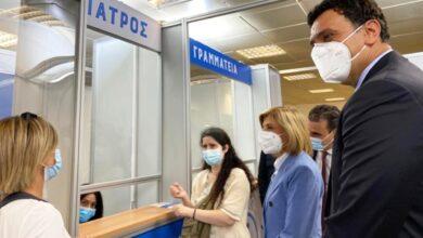 Στέλλα Κυριακίδου:  Το εμβολιαστικό πρόγραμμα της Ελλάδας είναι άρτιο και σέβεται με υποδειγματικό τρόπο τον πολίτη