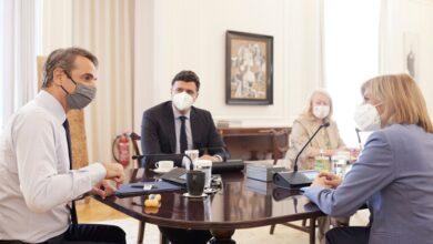 Μητσοτάκης: Εμβόλια υπάρχουν και για τον χειμώνα αν χρειαστεί και ενισχυτική δόση