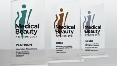 Allergan Aesthetics: Σημαντικές διακρίσεις στα Medical Beauty Awards 2021