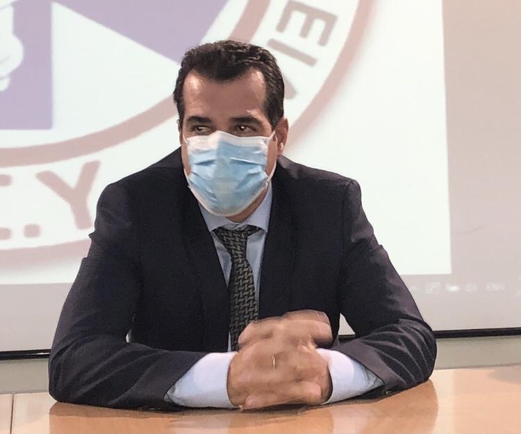 Ο υπουργός Υγείας