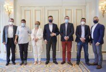 Συνάντηση του CEO της Pfizer, Δρ. Άλμπερτ Μπουρλά με την Ένωση Ασθενών Ελλάδας