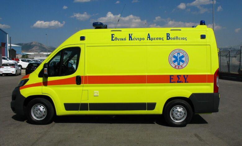 Μεγάλη πυρκαγιά στην Αχαΐα: Σε συναγερμό ΕΚΑΒ και δυο νοσοκομεία