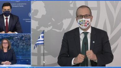 Κορονοϊός: Φιάσκο με το μήνυμα Ευρωπαίου Διευθυντή του ΠΟΥ - Σε αμηχανία ο Κικίλιας