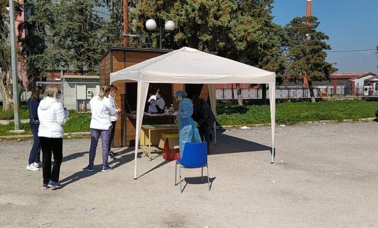Κορονοϊός: Που γίνονται σήμερα 13 Μαΐου δωρεάν rapid test από τον ΕΟΔΥ