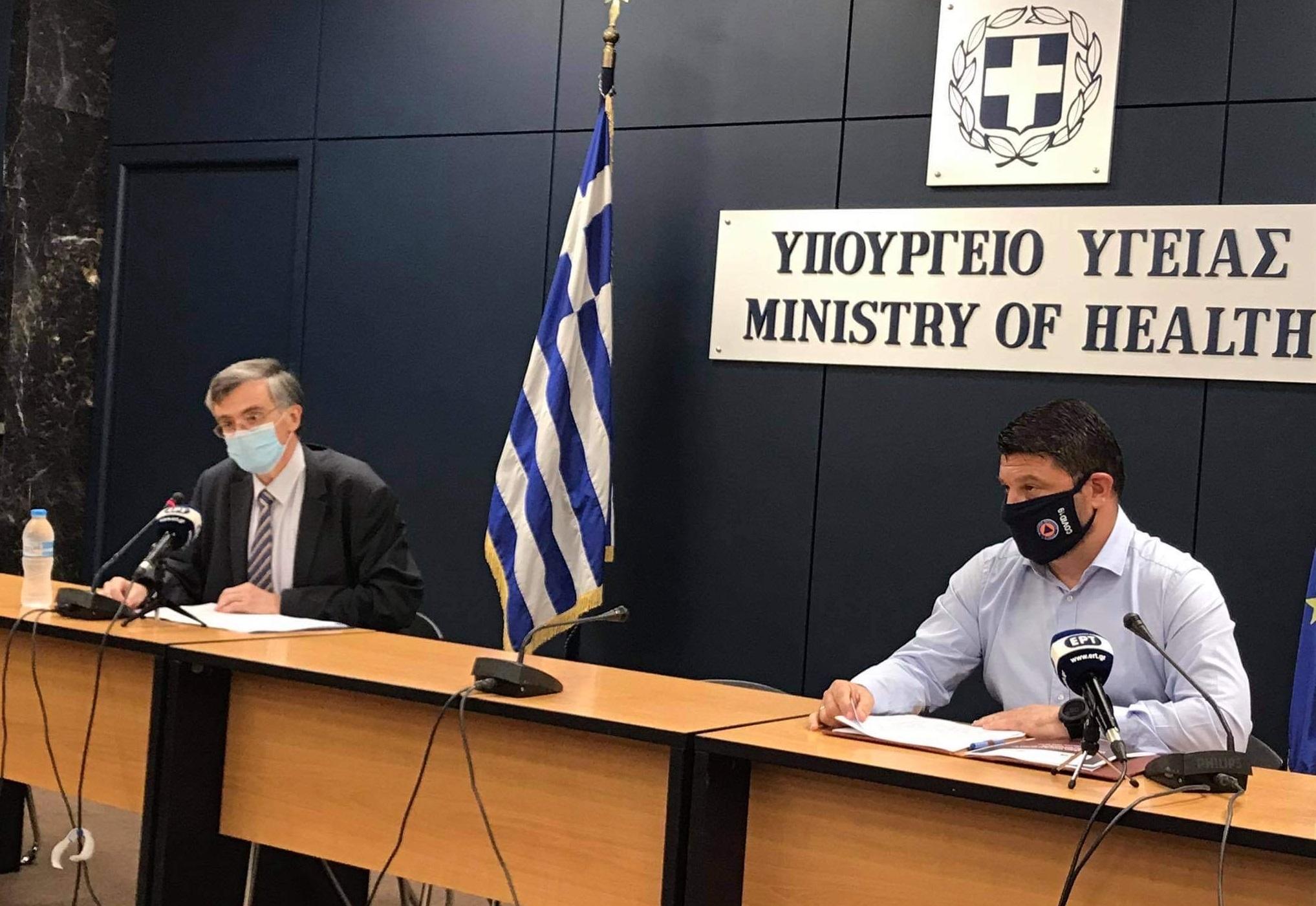 Κορονοϊός: Επιστρατεύτηκε ο Σωτήρης Τσιόδρας – Τι είπε για τα μέτρα, το lockdown και την προσωπική επιλογή